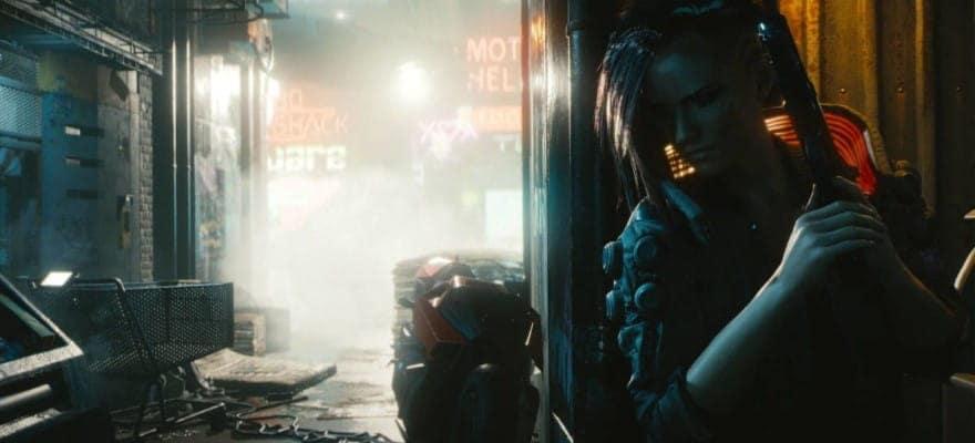 Cyberpunk 2077 protagonist V